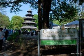 Chinesische Turm, English Garden, Munich (2)