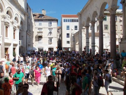 The Historic Core of Split, Croatia (1)