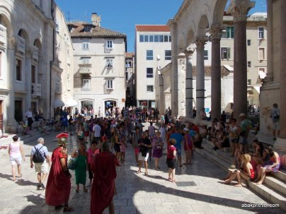 The Historic Core of Split, Croatia (18)