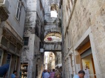 The Historic Core of Split, Croatia (2)