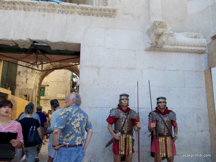The Historic Core of Split, Croatia (5)