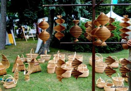 Traditional Applied Arts Fair, Vērmanes Garden Park, Riga, Latvia (1)