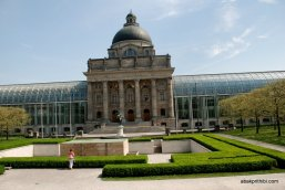 Bavarian State Chancellery, Munich, Germany (1)