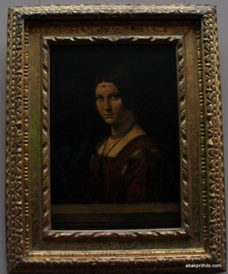 By Leonardo da Vinci, Grand Gallery Louvre