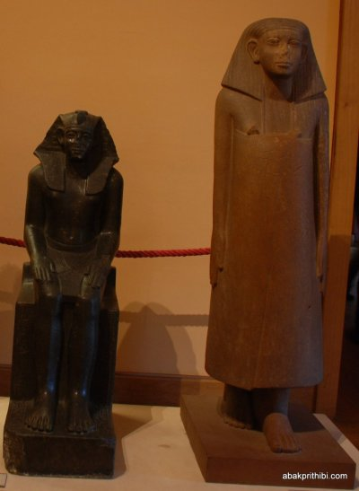 Egyptian antiquities, Louvre Palace, Paris