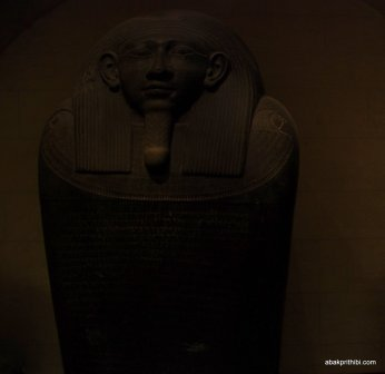 Egyptian Antiquities of the Louvre, Paris, France