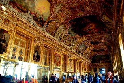 Galerie d'Apollon, Louvre, Paris (12)