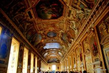 Galerie d'Apollon, Louvre, Paris (2)