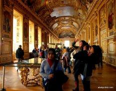 Galerie d'Apollon, Louvre, Paris (3)