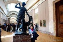 Grande Galeri, Louvre, Paris (1)