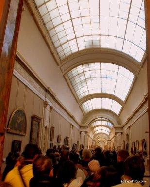 Grande Galeri, Louvre, Paris (2)