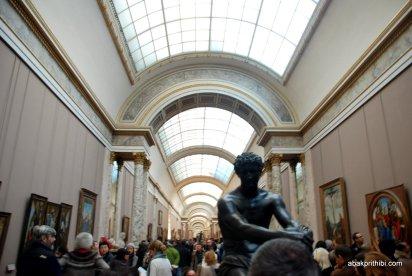 Grande Galeri, Louvre, Paris (3)