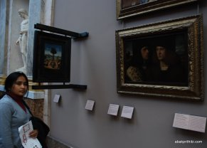 Grande Galeri, Louvre, Paris