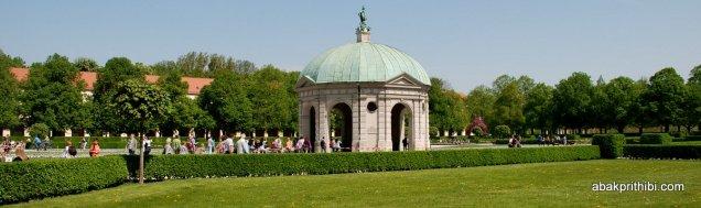 Hofgarten, Munich, Germany (2)