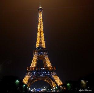 La tour Eiffel, Paris (1)