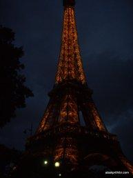 La tour Eiffel, Paris (2)