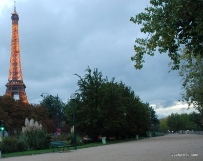 La tour Eiffel, Paris (8)
