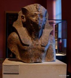 Le Roi Thutmose IV, Louvre, Paris