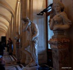 Michelangelo gallery, Louvre Museum, Paris (1)