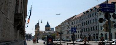 Odeonsplatz, Munich, Germany