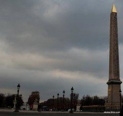 Place de la Concorde, Axe historique, Paris, France