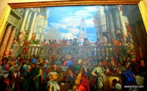 The Wedding Feast at Cana, Louvre, Paris (2)