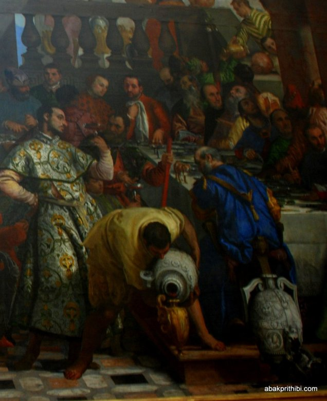 The Wedding Feast at Cana, Louvre, Paris (3)