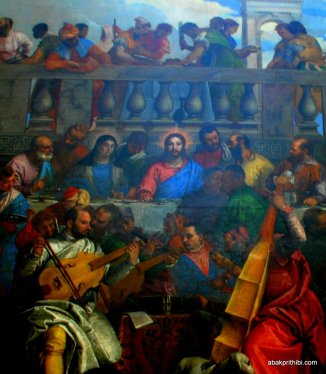 The Wedding Feast at Cana, Louvre, Paris (4)