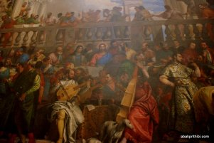 The Wedding Feast at Cana, Louvre, Paris (5)