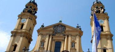 Theatine Church, Munich, Germany (1)