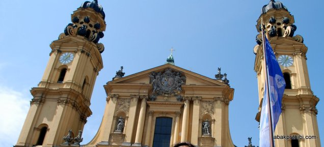 Theatine Church, Munich, Germany (1)