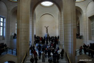 Winged Victory of Samothrace, Louvre, Paris (1)