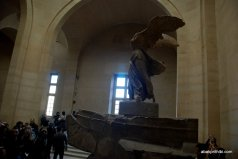 Winged Victory of Samothrace, Louvre, Paris (3)