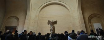 Winged Victory of Samothrace, Louvre, Paris (4)