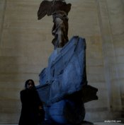 Winged Victory of Samothrace, Louvre, Paris (5)