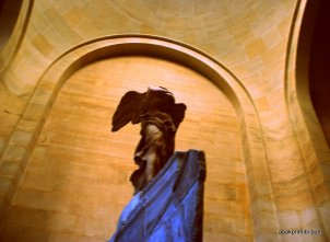 Winged Victory of Samothrace, Louvre, Paris (6)