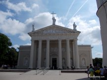 Cathedral Square, Vilnius, Lithuania (1)