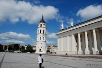 Cathedral Square, Vilnius, Lithuania (3)