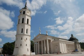 Cathedral Square, Vilnius, Lithuania (7)