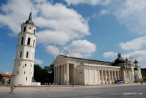Cathedral Square, Vilnius, Lithuania (8)