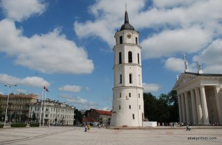 Cathedral Square, Vilnius, Lithuania (9)