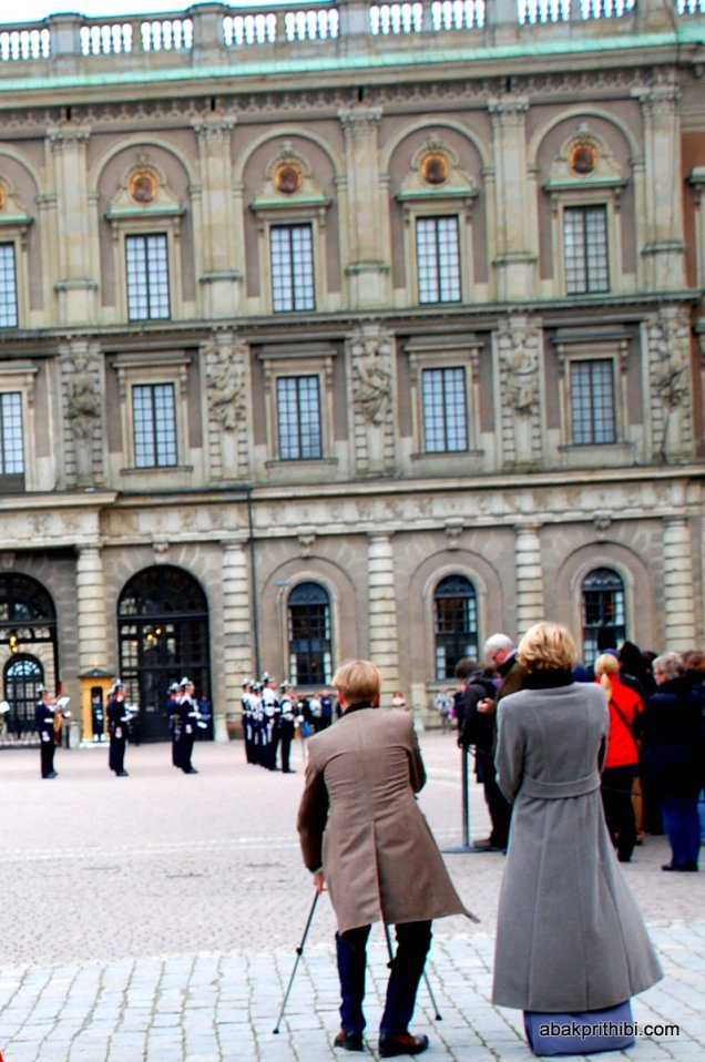 Changing of the Guard, The Royal Palace, Stockholm (2)