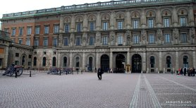 Changing of the Guard, The Royal Palace, Stockholm (3)