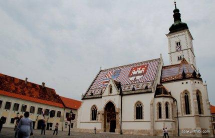 Church of St. Mark, Zagreb, Croatia (3)