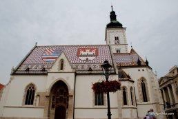 Church of St. Mark, Zagreb, Croatia (4)