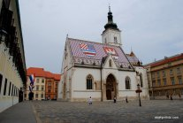 Church of St. Mark, Zagreb, Croatia (5)