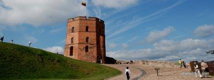 Gediminas' Tower, Vilnius, Lithuania (4)