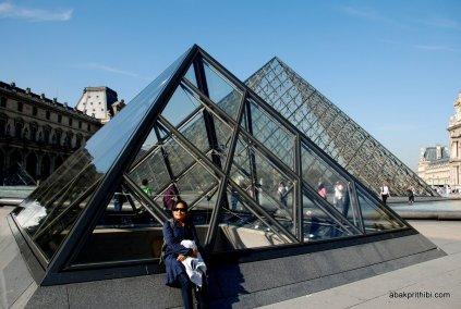Louvre Pyramid, Louvre Palace, Paris (10)