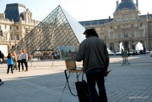 Louvre Pyramid, Louvre Palace, Paris (11)