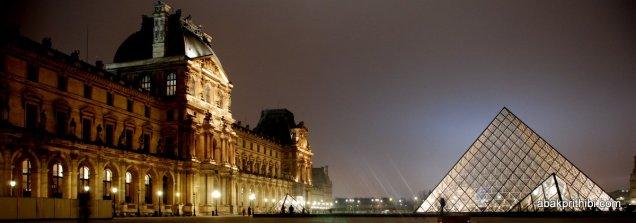 Louvre Pyramid, Louvre Palace, Paris (3)